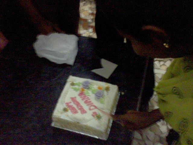 Kamal Birthday Cake